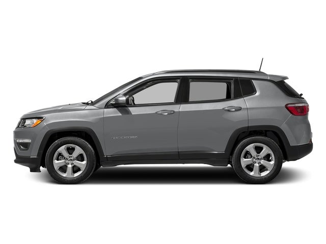 2018 Chrysler Dodge Jeep Ram New Compass Limited