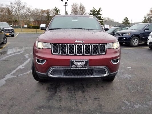 Jeep Columbus Ohio >> 2020 Jeep Grand Cherokee Limited