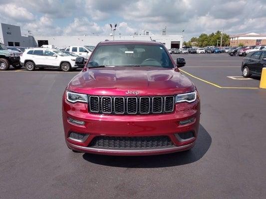 Jeep Columbus Ohio >> 2020 Jeep Grand Cherokee Limited X