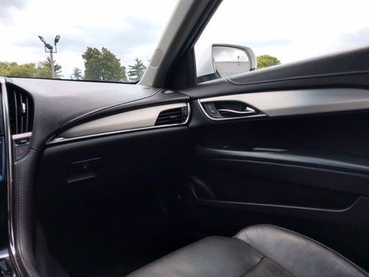 2017 Cadillac Ats Sedan Luxury Rwd Chrysler Dodge Jeep Ram Dealer In Columbus Ohio New And Used Chrysler Dodge Jeep Ram Dealership Serving Westerville Gahanna Polaris New Albany Ohio