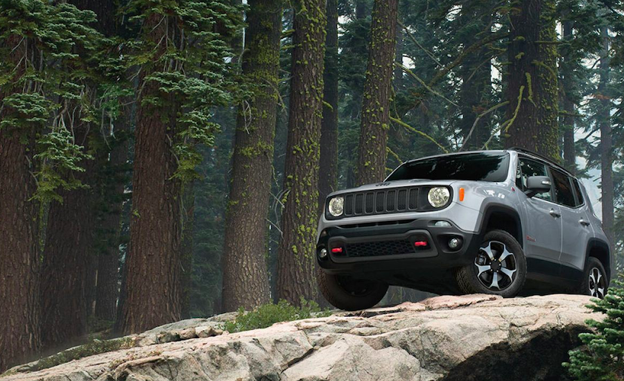 Jeep Renegade Dealer | Columbus Jeep Dealer